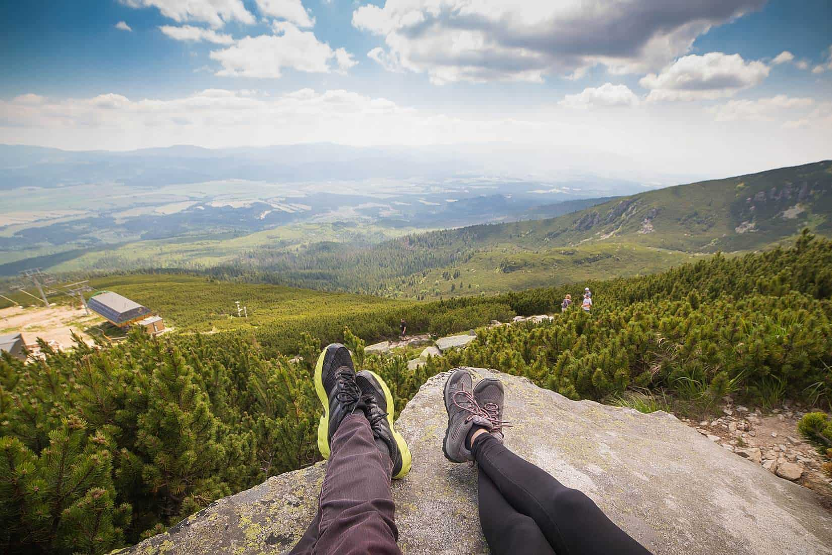 Hike - Cheap Date Idea - From Pennies to Pounds