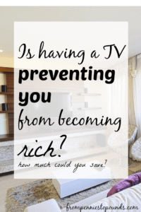 How to be rich - save money, cut cable costs