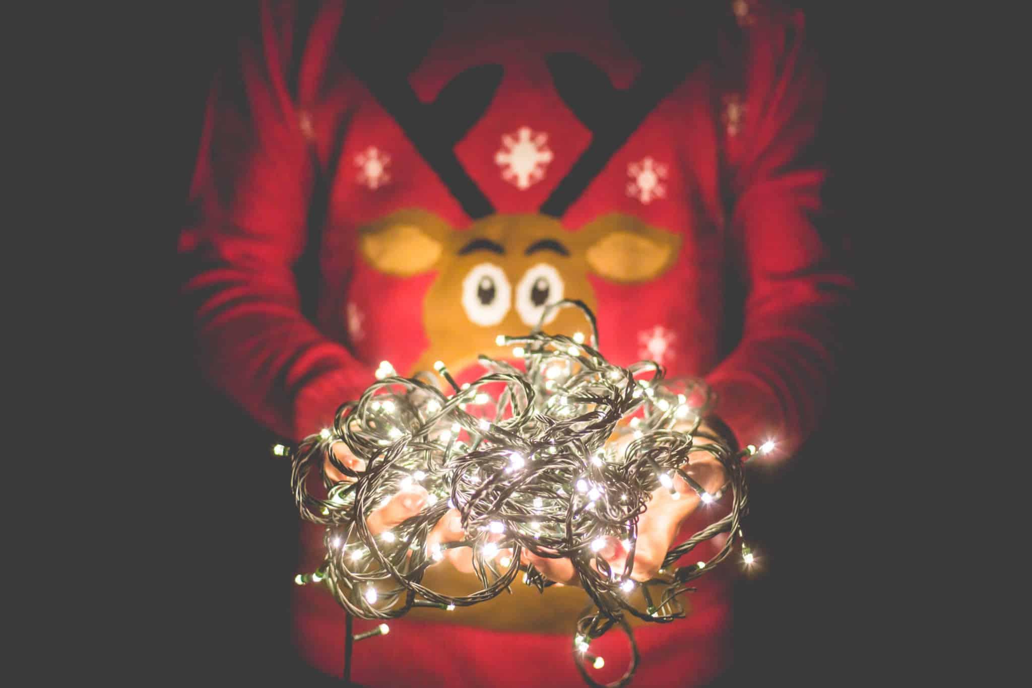 debt free christmas