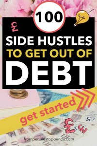 100 Side Hustle Ideas To Pay Off Debt