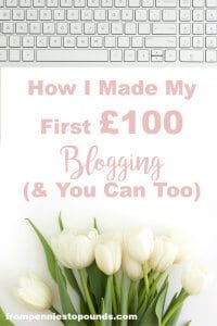 how-i-made-my-first-100-blogging