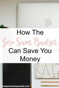 zero sum budget