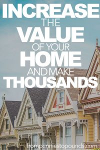 increase value of your home