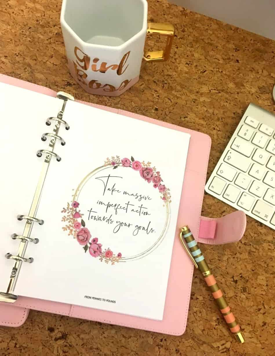 Budget Planner quote